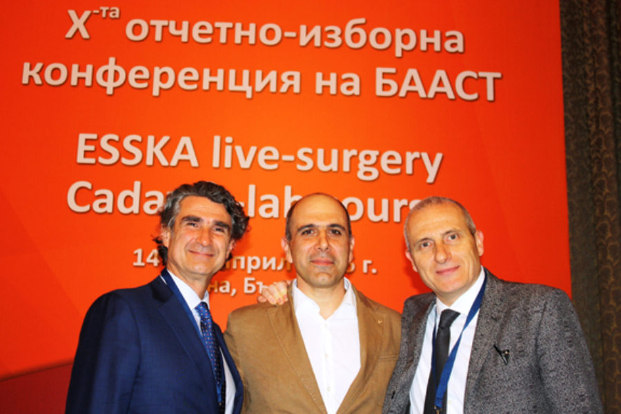 X-та конференция на Българската асоциация по артроскопия и спортна травматология 14 АПРИЛ 2016 Г.