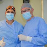 Известният специалист проф. Рене Вердонк за пръв път оперира в България